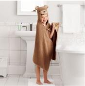 Jumping Beans Hooded Bear Bath Towel