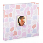 Pearhead Signature Collection Baby Book, Pink
