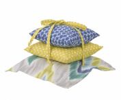 Cotton Tale Designs Pillow Pack, Zebra Romp