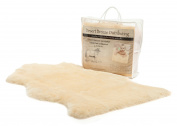 Premium Quality Soft and Natural Baby Lambskin by Auskin - Shorn Wool