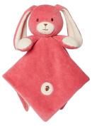 My Natural Lovie Blankie, Pink Bunny