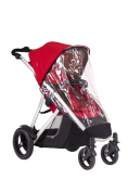 phil & teds Stormy Weather Cover for Vibe and Verve Strollers, Single