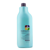 Strength Cure Shampoo (For Micro-Scarred/Damaged Colour-Treated Hair), 1000ml/33.8oz