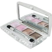 Jewel Crystal Eyes N Palette (4xEye Color, 1xApplicator) - # 05 Peridot Harmony, 6g/0.21oz