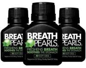200 Softgels Breath Pearls Breath Freshener