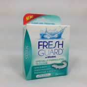 Fresh Guard Soak Crystals 24 Packets