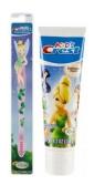 Disney Tinkerbell Fairies Ready...Set...Brush! 2 Piece Set Includes