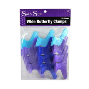 Butterfly Clamps 1-dozen * Size