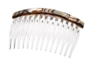 France Luxe Basic Side Comb - Onyx