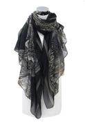 ZPS 1PC Korean Fashion Deer Pattern Women Cotton Long Scarf Autumn Winter Big Shawls