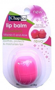 Chap-Ice Revo Strawberry Lip Balm