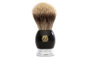 """Large High Density High Mountain White Silvertip Badger Shaving Brush WSP """"Earl"""""""