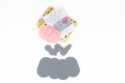 2 Applicators + Replacement Pads Compatible With Smooth Away / Smooth Legs