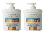 Spa Size Advanced Firming Retinol Cream 470ml - Set of Two