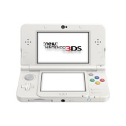 Nintendo New 3DS Console White