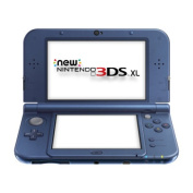 Nintendo New 3DS XL Console Blue