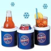 The Fridge Freezable Drink Cooler - 2 Pack