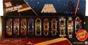 Star Wars Tech Deck Set of 10 Exclusive Glow in the Dark Board