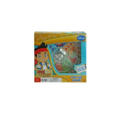 Disney Jake and Never Land Pirates Trouble Race-and-chase Pop-up Bubble Children's Board Game