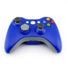 Supersaving360 New Wireless remote pad joypad Game Controller for Microsoft Xbox 360 PC Windows 7 xp blue
