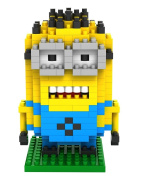 Minions Dave Despicable Me- Loz Micro Blocks