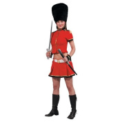 Dress up America Sexy Royal Guard Costume Set