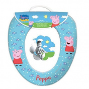 Peppa Pig Soft Toddler Toilet Training Seat