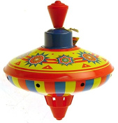 Schylling spinning top small size 12.5 cms design 3