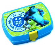 Kids Sandwich Lunch Clip Box Spiderman, Monsters University, Minnie Mouse