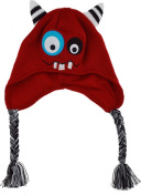 Boys Monsters Beanie Knitted Winter Hat