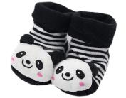 BONAMART ® Baby Newborn Toddler Girl Boy 3D Cartoon Animal Socks Slippers Shoes Cotton 0-12 Months