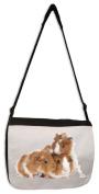 Guinea Pig Family Messenger Bag