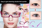 Double-fold Eyelids Training Glass Double Eyelid Trainer by Meawmeaw Store
