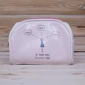 Jakki Doodles Cosmetic Bag