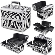Beyondfashion Premium Aluminium Beautician's, Hairdresser's, Make'up, Nail Tech,Cases. Boxes And Trolley case Vanity Jewellery Saloon Case