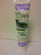 Delia Coral - Rosemary & Shea Butter Foot Cream - 125ml