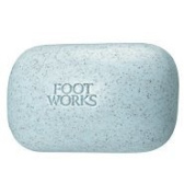 Foot Works Exfoliating Bar Soap - 3 x 75g - by Avon