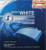 28 WHITESTRIPS teeth whitening strips (with Advanced no-slip technology) professional Price Perfect bleaching for teeth tooth white stripes
