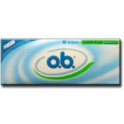 o.b. 16 Super Plus Tampons
