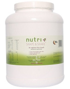 Nutri-Plus Shape & Shake Chocolate 2000g - With Whey and Casein - Without aspartame