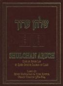 The Shulchan Aruch of Rabbi Shneur Zalman of Liadi