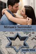 Miriam's Surrender