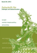 Zeitschrift Fur Indologie Und Sudasienstudien