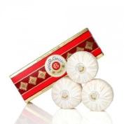 Roger & Gallet - Jean Marie Farina Perfumed Soap Coffret 3x100g100ml