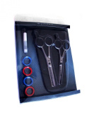 Glamtech One Scissor and Thinner Set 13cm