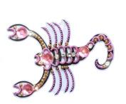 Scorpian vajazzle