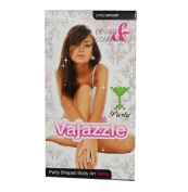 Vajazzle Party Shaped Body Art Jems
