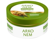 ARKO NEM INTENSIVE CARE CREAM WITH %100 NATURAL OLIVE OIL FOR DRY SKIN 300ML ***FREE UK DELIVERY***