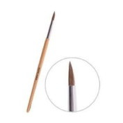 Cuccio Round Sable Brush for Acrylic Nails