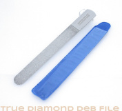 Sanguine Diamond Deb Foot Dresser and Diamond Deb Nail File 20cm , Top Quality Product